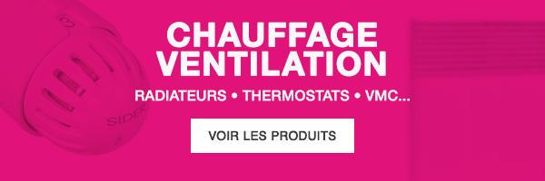 Chauffage ventilation SIDER