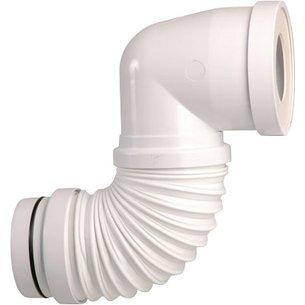 pipe wc souple coud e extensible m moire de forme regiplast. Black Bedroom Furniture Sets. Home Design Ideas