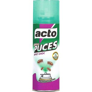 Insecticide anti-puces