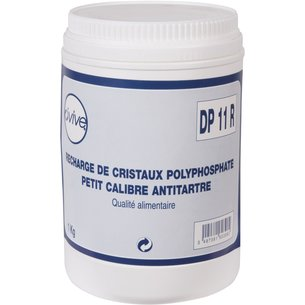 Recharge cristaux polyphosphate-1