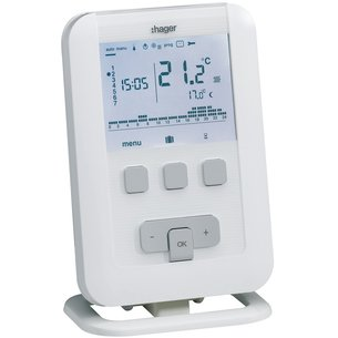 Thermostat d'ambiance digital programmable EK560
