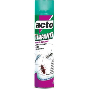 Insecticide anti-rampants
