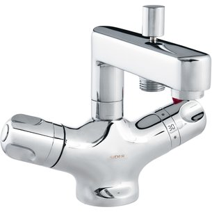 Mitigeur Thermostatique Bain Douche Monotrou Thermo Azur Sider