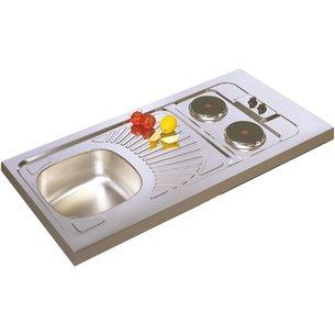 Meuble de cuisine sider n 1 du stock multi technique - Cuisinette moderna ...