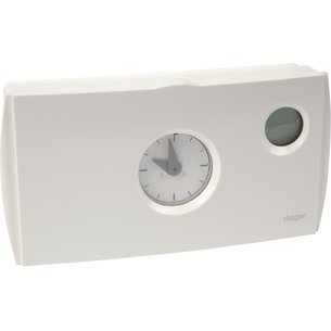 Thermostat d'ambiance analogique programmable Thermoflash