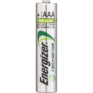Piles rechargeables - Extreme - AAA - Lot de 4