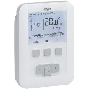 Thermostat d'ambiance digital programmable EK520