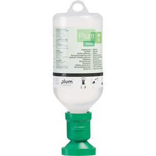 Flacon de recharge lave œil - Solution ophtalmique - Contenance 500 ml