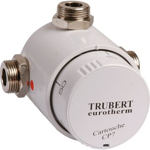 Mitigeur thermostatique collectif Trubert Eurotherm - Débit 42 l/min