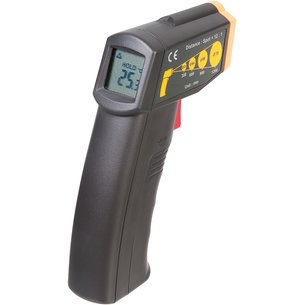 Thermomètre infrarouge sans contact - Mesure -20 à +500°C-1