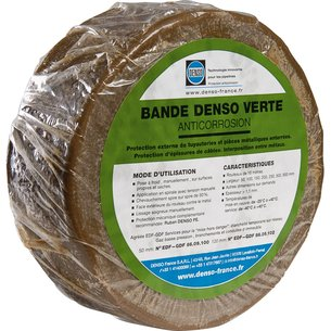 Bande de protection anticorrosion Denso® verte