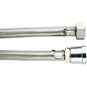 "Flexible inox gainé PVC standard - Femelle - Filetage 1/2""-2"