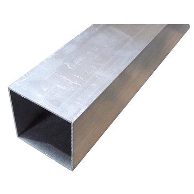 Règle aluminium carrée de plâtrier Outibat - Longueur 3 m