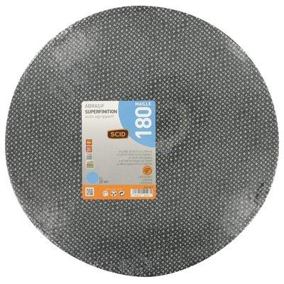 Disque abrasif auto-agrippant - Diamètre 225 mm