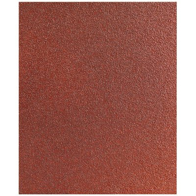 Papier corindon 230 x 280 mm SCID - Grain 80 - Vendu par 50