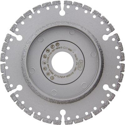 Disque diamant spécifique Expert - Diamètre 230 mm