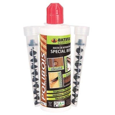 Mastic Polibois Batifix - 300 g