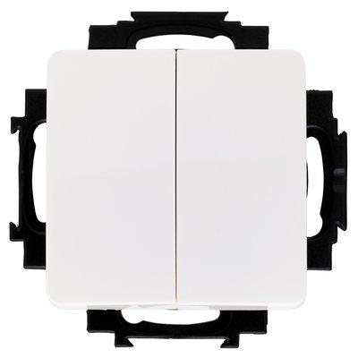 Double interrupteur Dhome - Liberty