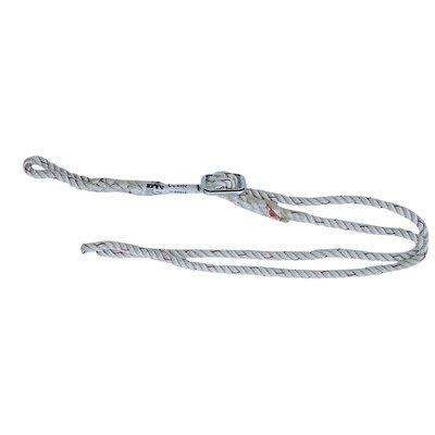 Longe de sécurité réglable - 2 boucles avec 1 réglable - Longueur 1,8 m - C