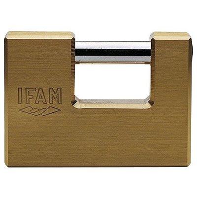 Cadenas monobloc laiton Ifam - Anse 12 mm - Longueur 70 mm
