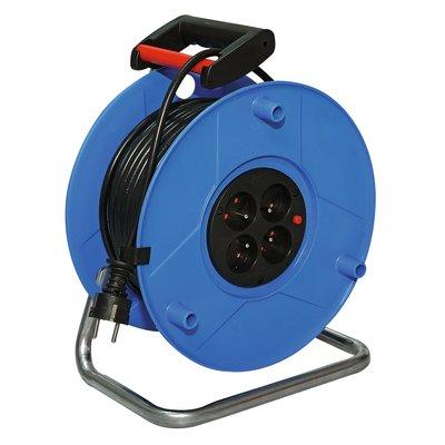Enrouleur standard Brennenstuhl - H05 VV-F 3G 1,5 mm² - Longueur 50 m