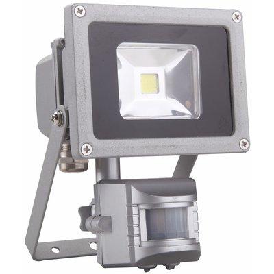Projecteur inclinable LED avec détecteur Dhome - 20 W