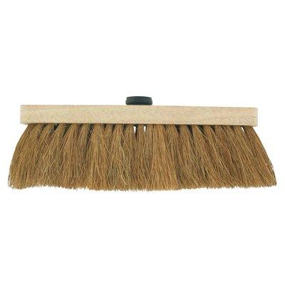 Balai coco Brosserie Marchand - Monture bois à douille 29 cm