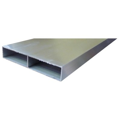 Règle aluminium standard de maçon Outibat - Longueur 2 m