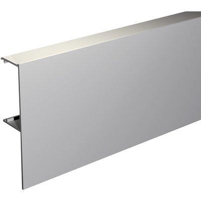 Bandeau pour rail de porte coulissante intérieure Mantion - 3 m - Fixation