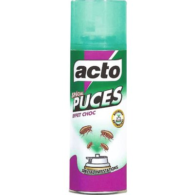 Insecticide action choc puces Acto - 100 ml