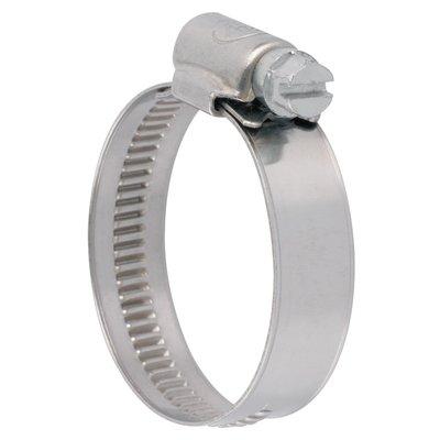 Collier de serrage W4 - Bande non perforée - Inox