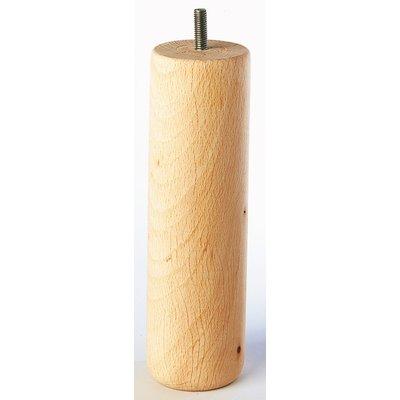 Pied de lit Cylindrique - Diamètre 60 mm - Hauteur 200 mm