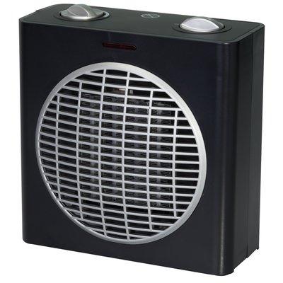 Radiateur soufflant céramique cube avec ventilation froide Varma - 1500 W -