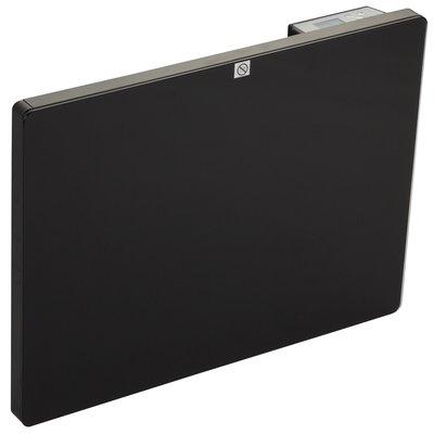 Panneau rayonnant électronique en verre Varma - 1500 W - Blanc