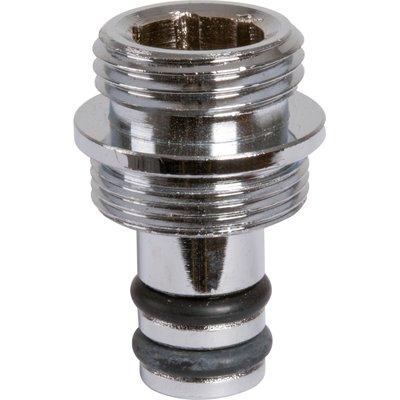 """Raccord de bec mélangeur à emboiture - Mâle M22 x 125 - M 1/2"""""""