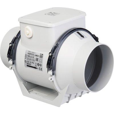 Extracteur centrifuge en conduit - 12 à 15 W - LINEO - Vortice