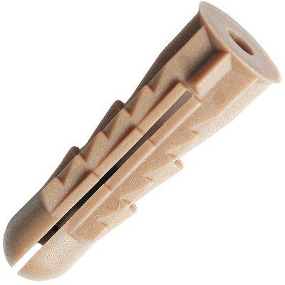Cheville 100% nylon universelle + Cutter 18 mm Smartool