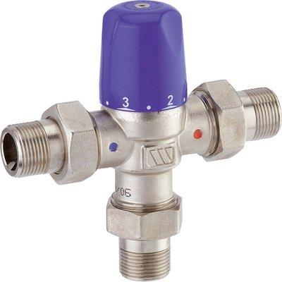 Mitigeur thermostatique MMV-C - Watts industries