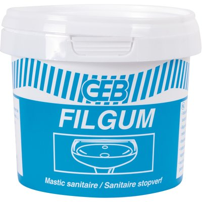 Mastic d'étanchéité Filgum - Spécial sanitaire