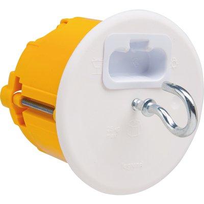 Boîte DCL Batibox - Pour point de centre - Profondeur 50 mm