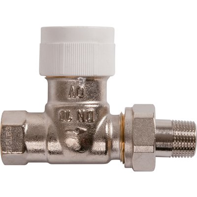 "Corps thermostatique droit - F 3/8"" - AV9 - Oventrop"