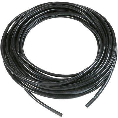 Tuyau PE noir d'alimentation 25 m - Ø 16 mm - Cap Vert