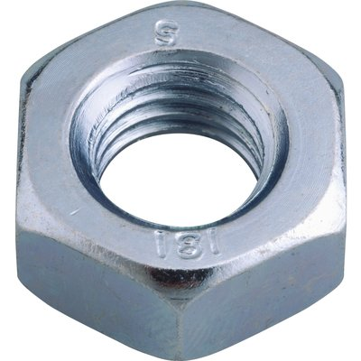 Écrou hexagonal - Classe 8 - Acier zingué
