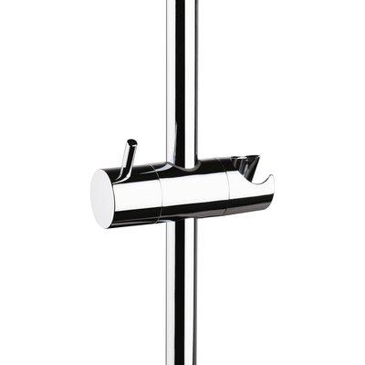 Curseur de barre de douche à poignée - Diamètre barre 19 mm
