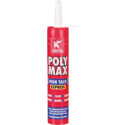Mastic-colle Polymax High Tack Express