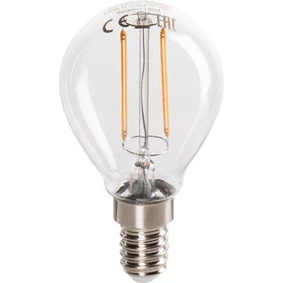 Ampoule à LED Luster Classic - À filament - Culot E14 - Puissance 2 W
