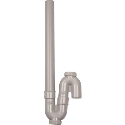 Siphon d'évier à sortie verticale - Plastique