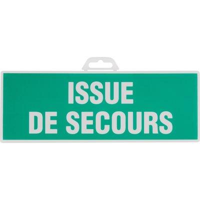 Panneaux d'évacuation - Secours