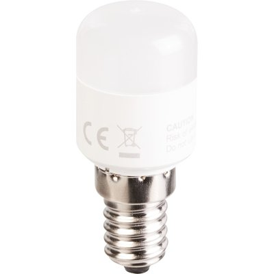 Ampoule LED tube Pygmy - E14 - 1,6W - 2700 K - Lot de 2 - General electric