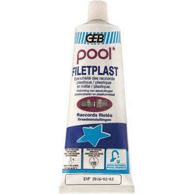 Pâte Filetplast - 100 g - Geb